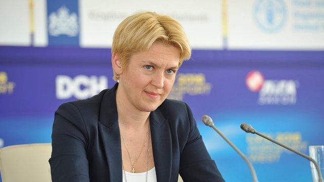 «Фокус» назвав директорку львівського аеропорту однією з 33-х найкращих менеджерів України