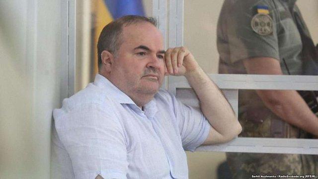 Суд заарештував підозрюваного в організації вбивства Бабченка