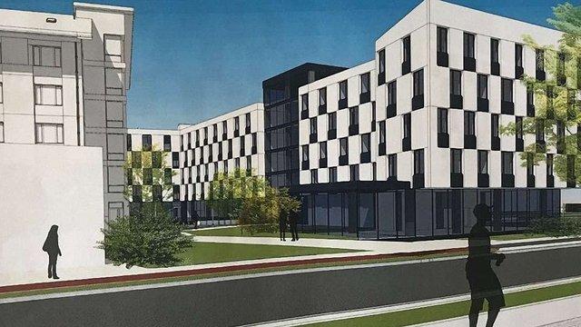 УКУ збудує новий студентський гуртожиток біля Стрийського парку