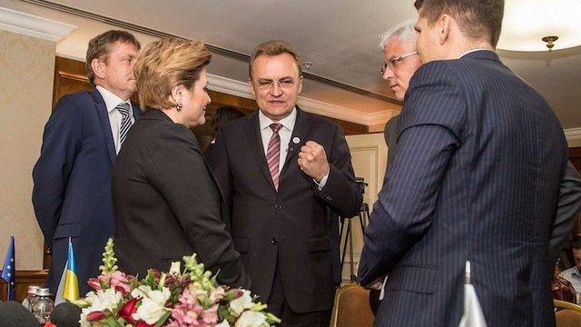 Львів отримав €35 млн для будівництва сміттєпереробного заводу