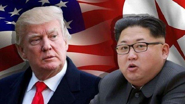 Дональд Трамп погодився зустрітися з Кім Чен Ином у Сінгапурі