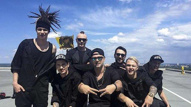 «Правий сектор» вимагає заборонити концерт Потапа і гурту Mozgi у Тернополі