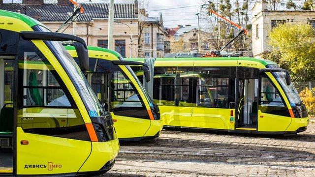 У зв'язку з Leopolis Grand Prix у неділю громадський транспорт Львова курсуватиме зі змінами