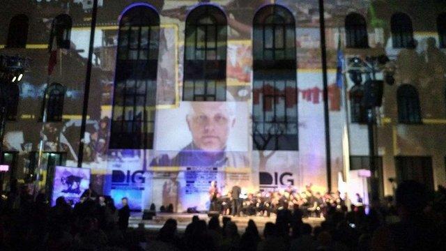 Фільм про вбивство журналіста Павла Шеремета отримав нагороду DIG Award 2018