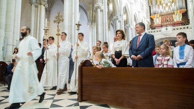 Президент назвав можливу дату проголошення автокефалії УПЦ