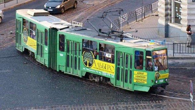 «Львівелектротранс» відсудив у винуватця ДТП понад ₴21 тис. за простій трамваїв