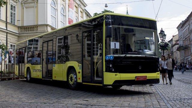 Львівське АТП-1 уклало угоду на придбання 150 автобусів