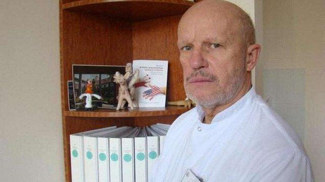 Відомому педіатру Львівщини присвоєно звання «Заслужений лікар України»