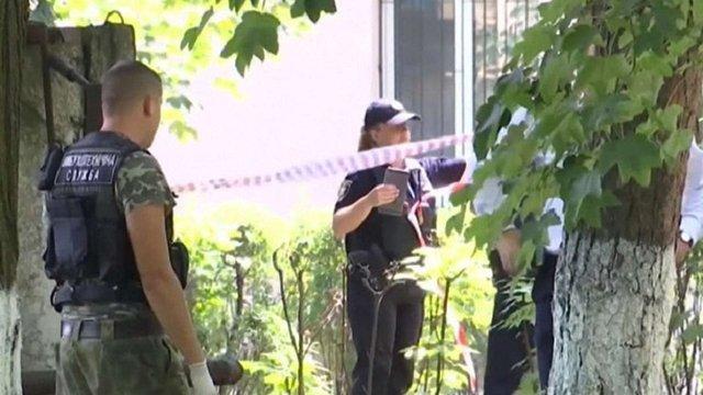 У Чернівцях від вибуху знайденої сумки постраждав 17-річний хлопець