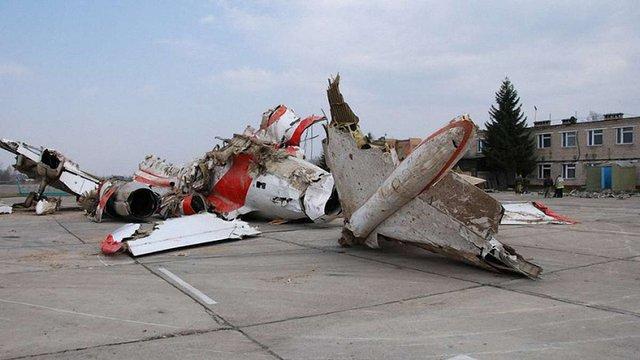 На корпусі літака загиблого президента Польщі Леха Качинського знайшли сліди вибухівки