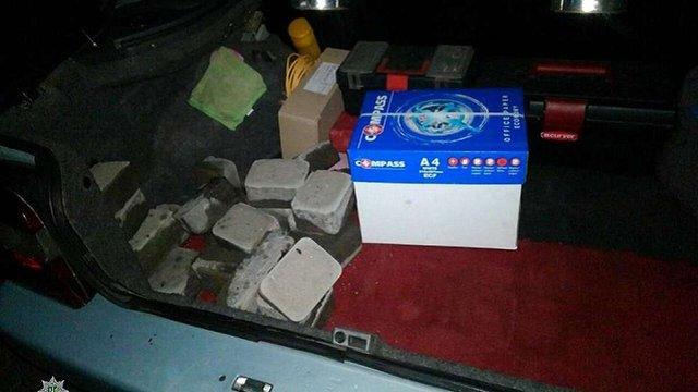 Поліція затримала 32-річного львів'янина, що крав нову бруківку