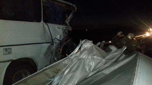 Автобус з українцями з окупованого Донбасу потрапив у ДТП в Росії