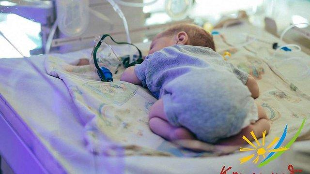 Оголошено збір коштів для реанімації новонароджених львівського ОХМАТДИТу
