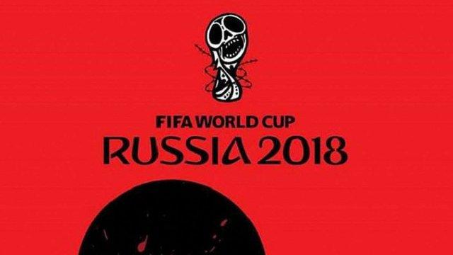 Київського художника заблокували у Facebook після публікації альтернативних плакатів до ЧС-2018