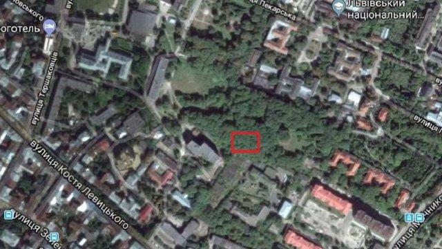 УПЦ КП виділили землю для будівництва церкви у центрі Львова