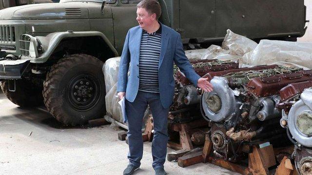 Майно підозрюваного в корупції директора Львівського бронетанкового заводу передали АРМА