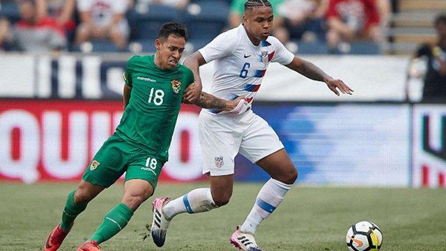 Форвард «Карпат» зіграв товариський матч за збірну Болівії проти Південної Кореї