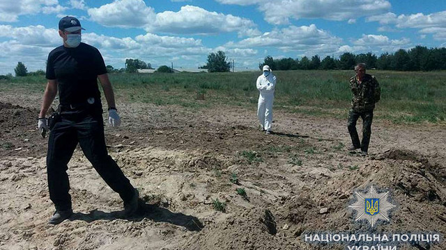 Поліція затримала власника «Гаврилівських курчат» за організацію нелегального могильника
