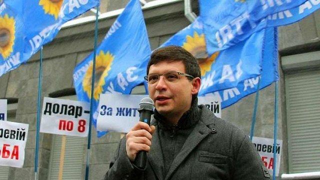 Нардеп Мураєв назвав українського політв'язня Сенцова терористом і палієм