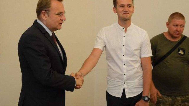 Мер Львова преміював інженера ЛКП за «героїчний вчинок»