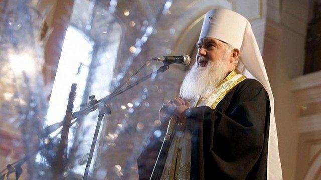 Предстоятель УАПЦ заявив, що не претендуватиме на посаду голови Помісної Церкви