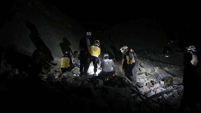 Внаслідок російського авіаудару в Сирії загинуло понад 40 цивільних