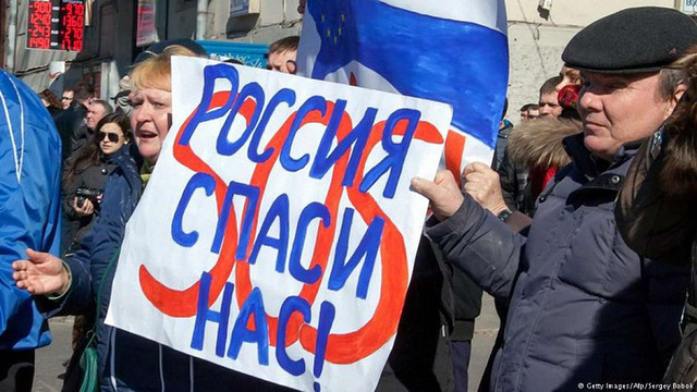 На початку російського вторгнення в Україні діяло понад 650 проросійських ворожих організацій