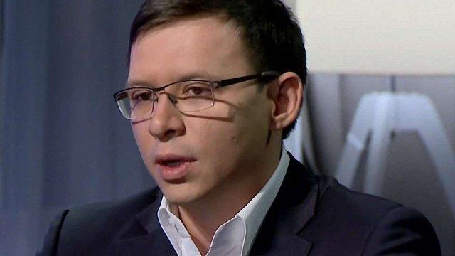ГПУ відкрила справу на Євгена Мураєва за статтею про держзраду