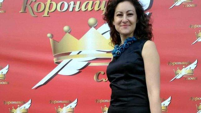 Львівська журналістка Марічка Крижанівська отримала спецвідзнаку на «Коронації слова»