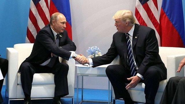 Дональд Трамп виступив за відновлення формату G8 за участі Росії