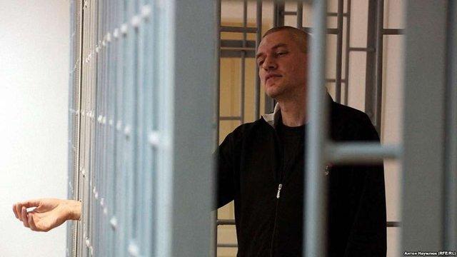 Засуджений у Росії українець Станіслав Клих оголосив голодування