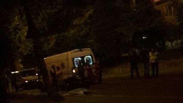 На Львівщині розшукують водія, який на смерть збив пішохода у Самборі