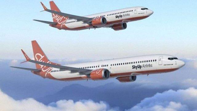 Український лоукостер SkyUp отримає дозволи на польоти по 55 маршрутах