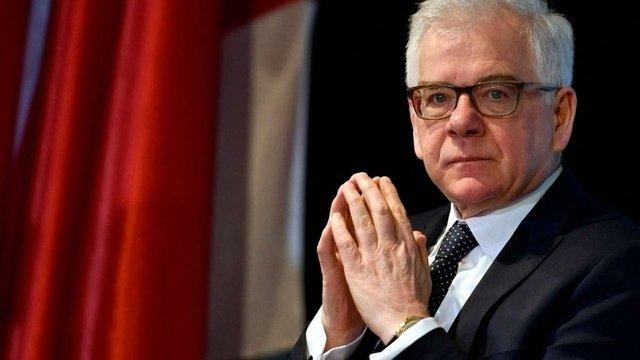 Голова МЗС Польщі виступив за зміну скандального закону про Інститут нацпам'яті