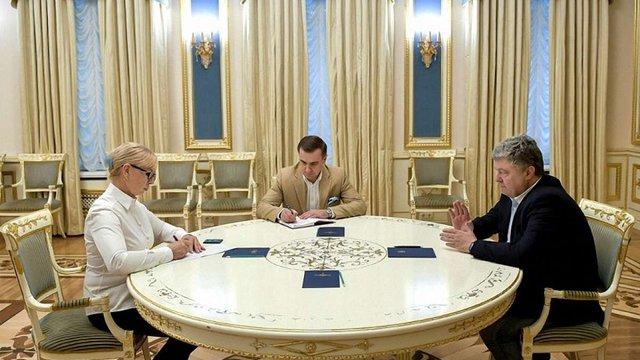 Петро Порошенко доручив омбудсмену відвідати українських політв'язнів у РФ і ОРДЛО