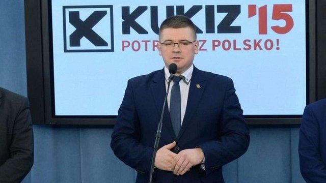 У Сеймі Польщі закрили справу проти депутата за брехню про побиття поляків українцями