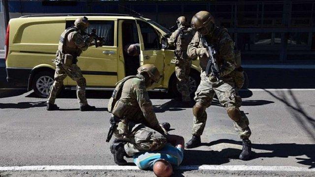 СБУ провела масштабні міжнародні антитерористичні навчання у Чернівецькій області