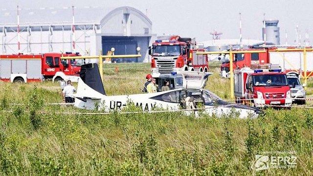 Нардепа Юрія Чижмаря виписали зі шпиталю після аварії українського літака у Польщі