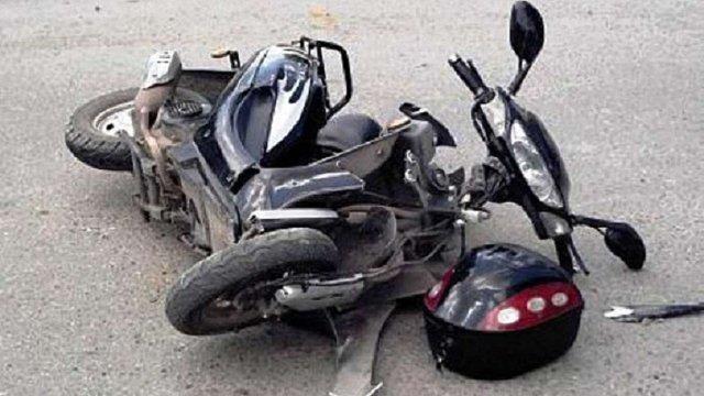 У дорожньо-транспортній пригоді в Городку загинув водій мопеда