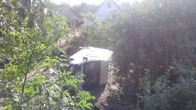 У ДТП на трасі Львів-Тернопіль травмувалися двоє дітей