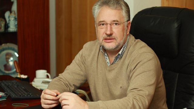 Павло Жебрівський подав у відставку з посади Донецької ВЦА