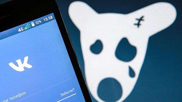 Кожен третій українець продовжує користуватися ВКонтакте