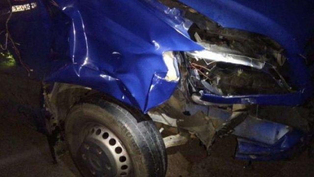 В Угорщині вантажівка на смерть збила двох українців