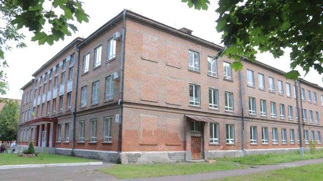 Уряд погодив передачу будівлі для створення військового ліцею в Червонограді