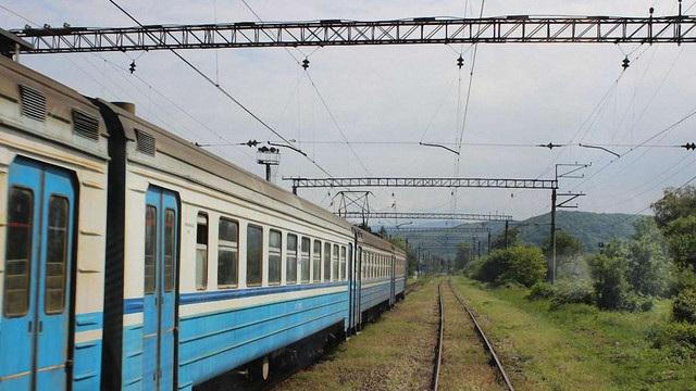 Маршрут електропоїзда сполученням Стрий-Лавочне-Стрий продовжили до станції Мукачево