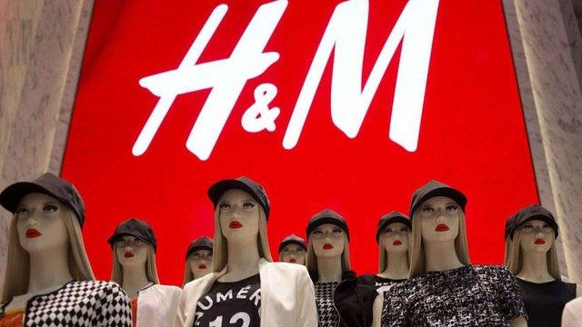 H&M відкриє в Україні перший магазин вже в серпні