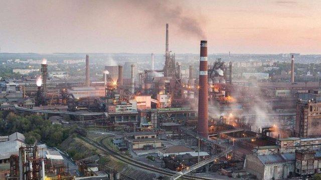 На Донбас припадає 30% викидів шкідливих речовин в Україні