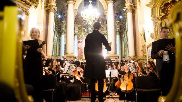 Фестиваль LvivMozArt відкриється незвичним концертом