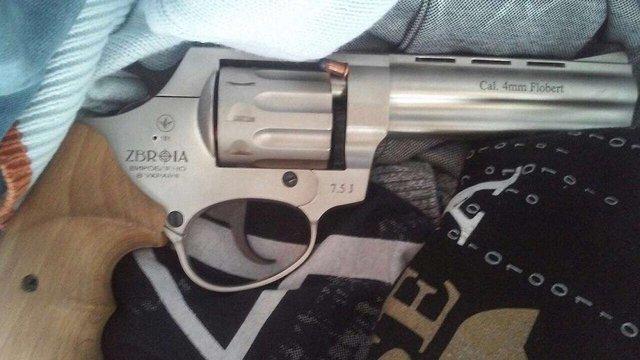 На кордоні з Польщею у росіянина вилучили револьвер з набоями