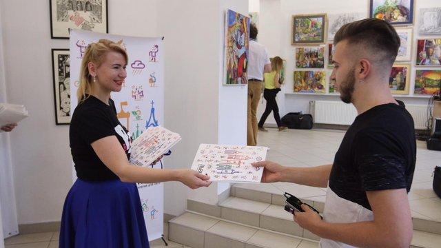 Представники львівської мерії поділились досвідом розвитку міста із чернівчанами